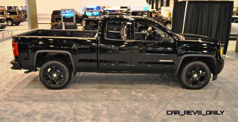 Houston Auto Show - 2015 GMC Sierra Elevation Edition 3
