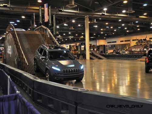 Houston Auto Show - Camp JEEP 14