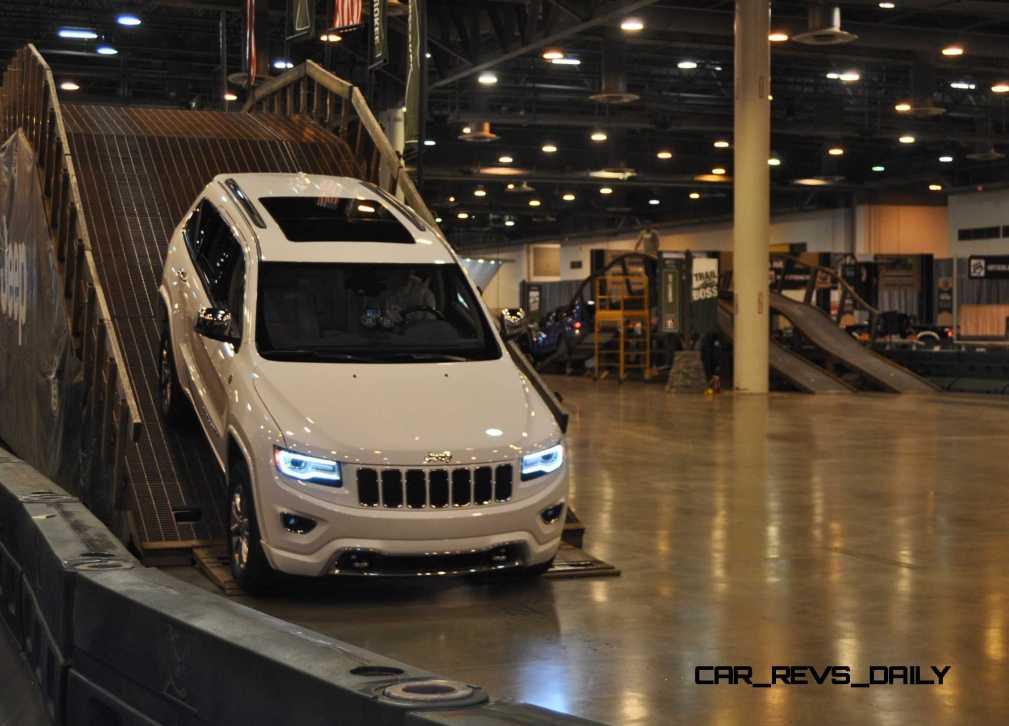Houston Auto Show - Camp JEEP 25