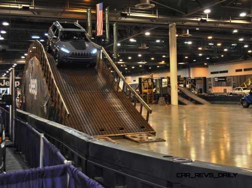 Houston Auto Show - Camp JEEP 4