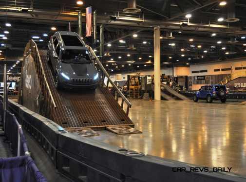 Houston Auto Show - Camp JEEP 7