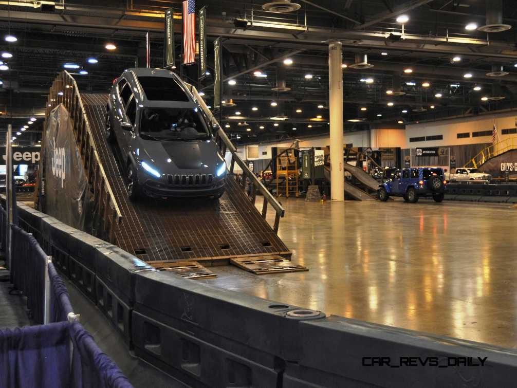 Houston Auto Show - Camp JEEP 9