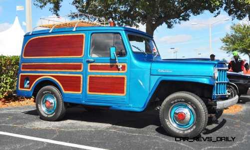 Mecum 2015 Florida Faves - 1962 Willys JEEP Utility Wagon 13