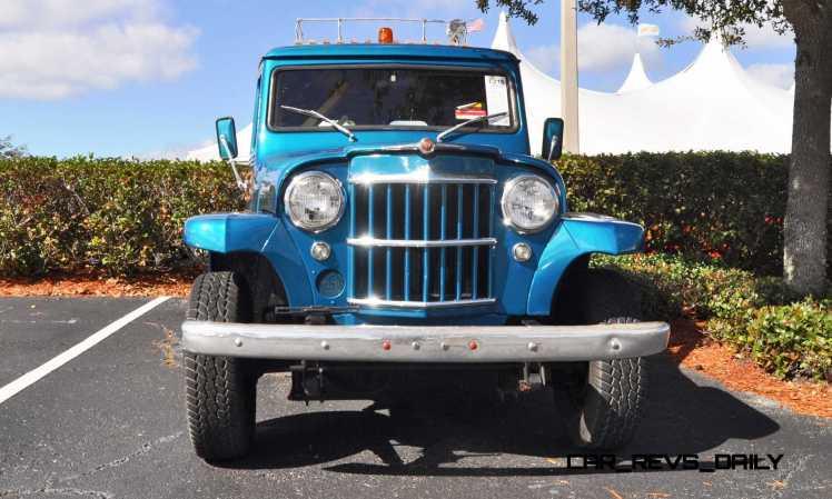 Mecum 2015 Florida Faves - 1962 Willys JEEP Utility Wagon 6