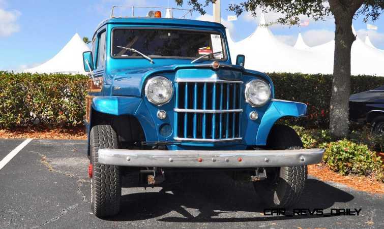 Mecum 2015 Florida Faves - 1962 Willys JEEP Utility Wagon 7
