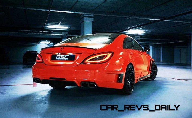 Mercedes-Benz CLS by German Special Customs 12