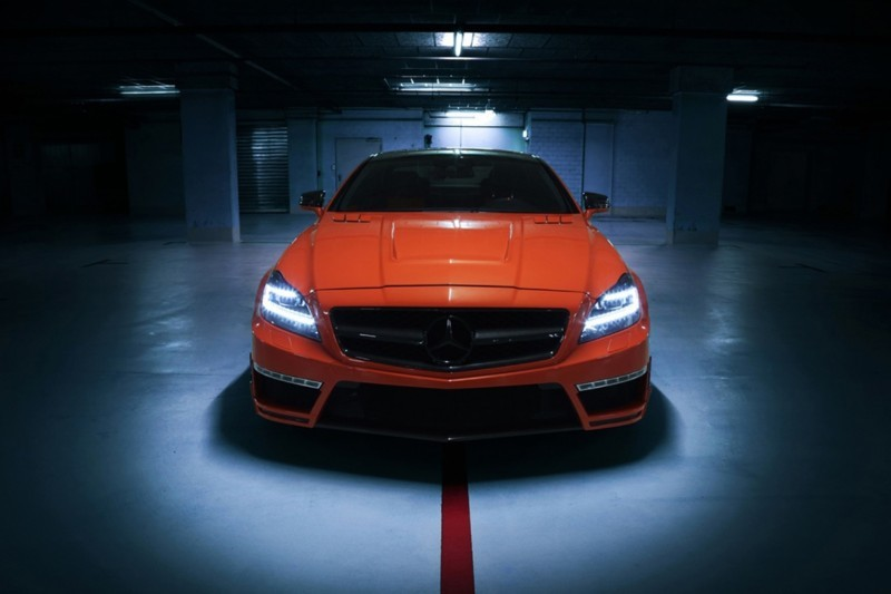 Mercedes-Benz CLS by German Special Customs 15