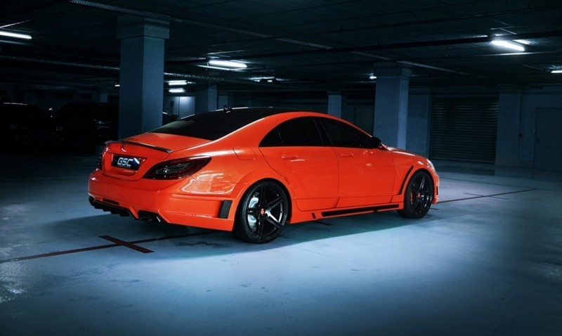 Mercedes-Benz CLS by German Special Customs 17