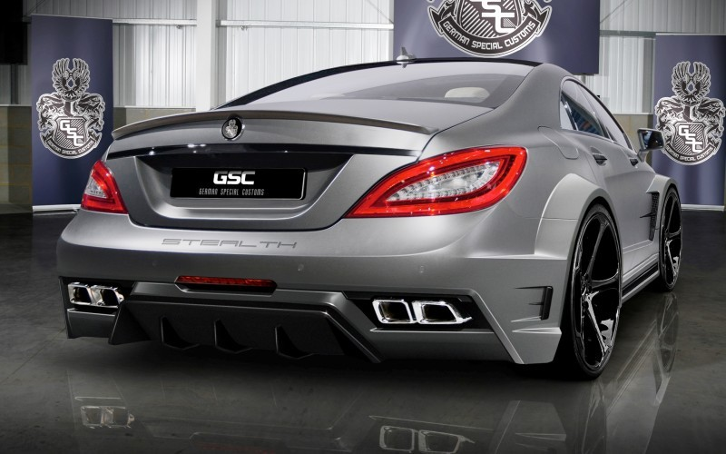 Mercedes-Benz CLS by German Special Customs 2