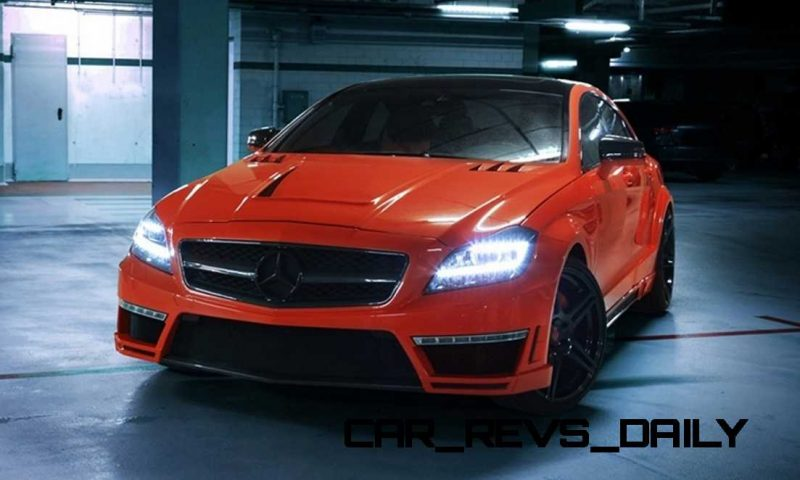 Mercedes-Benz CLS by German Special Customs 3