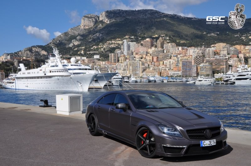 Mercedes-Benz CLS by German Special Customs 38
