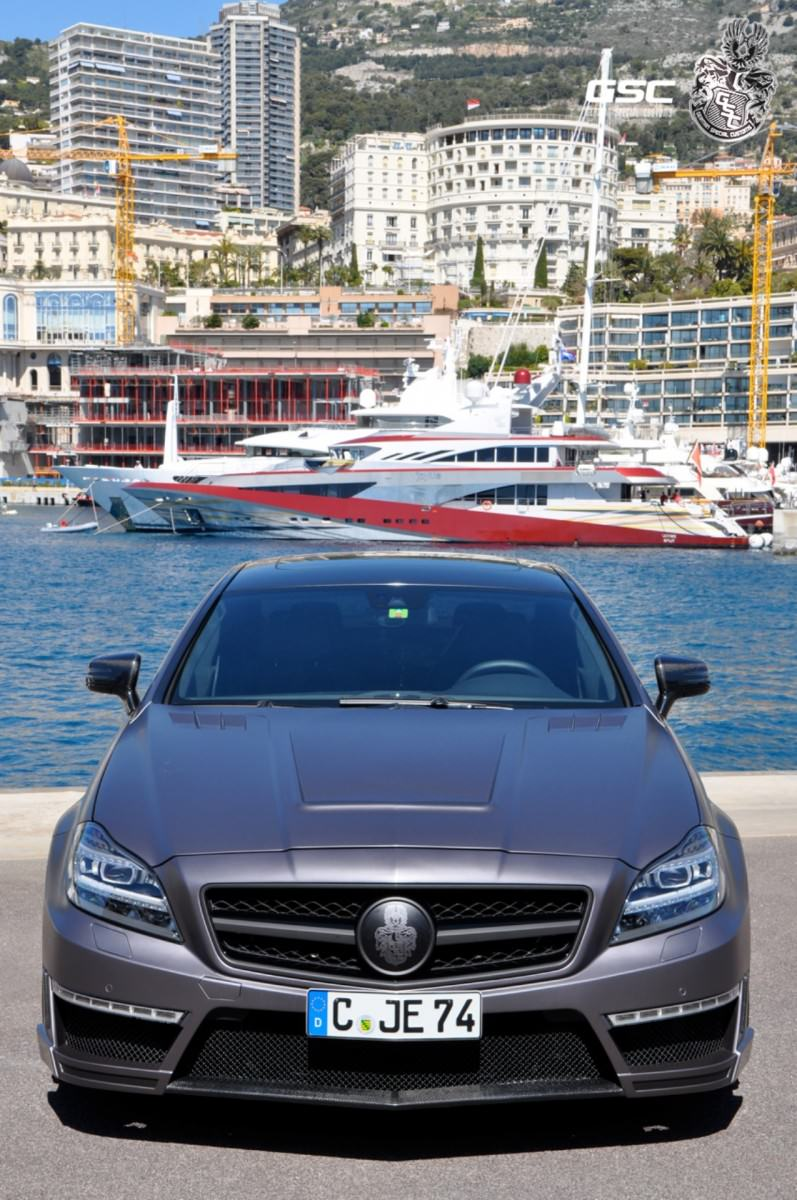 Mercedes-Benz CLS by German Special Customs 40