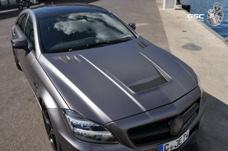 Mercedes-Benz CLS by German Special Customs 41