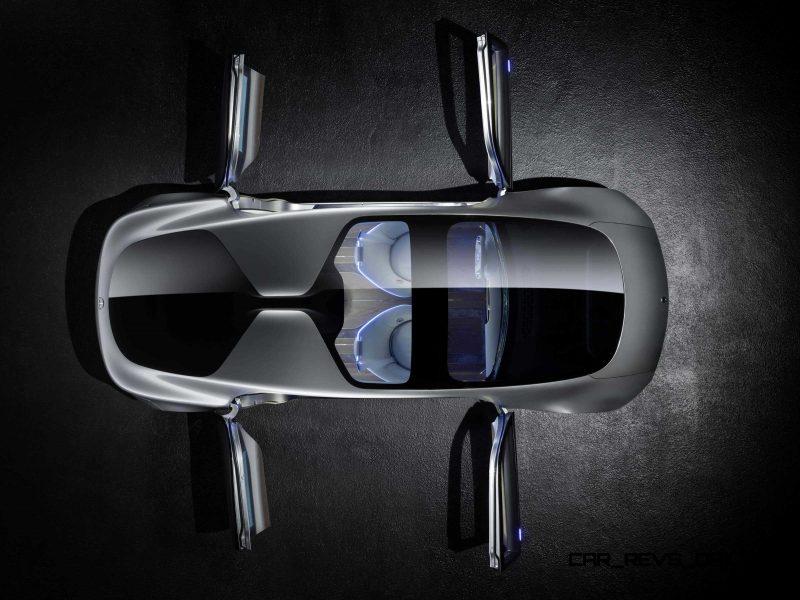 Mercedes-Benz F 015 Concept 3