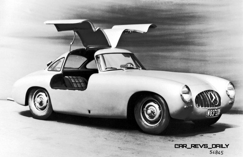 Mercedes-Benz Gullwing Supercar Evolution 35 copy