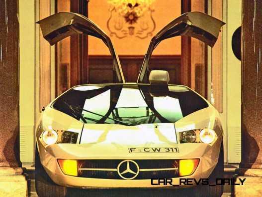 Mercedes-Benz Gullwing Supercar Evolution 64 copy