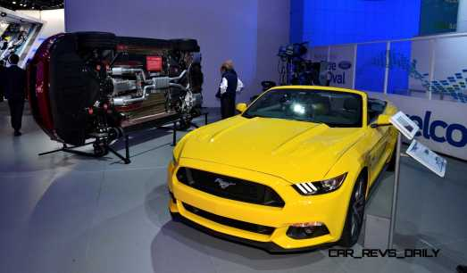NAIAS 2015 Showfloor Gallery - Day Two in 175 Photos 65