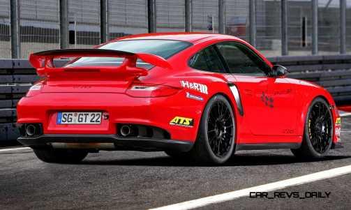 Porsche 911 GT2 RS by WIMMER 19
