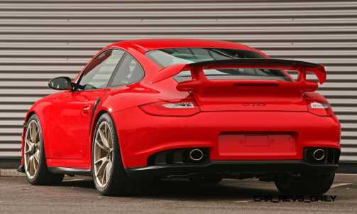 Porsche 911 GT2 RS by WIMMER 9