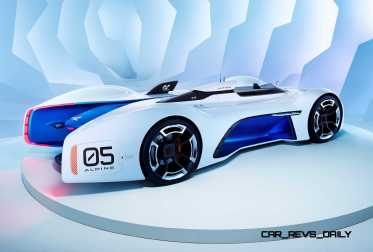 Renault ALPINE Vision Gran Turismo 25