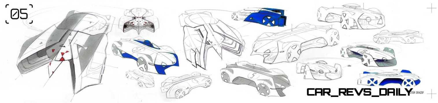 Renault ALPINE Vision Gran Turismo 9