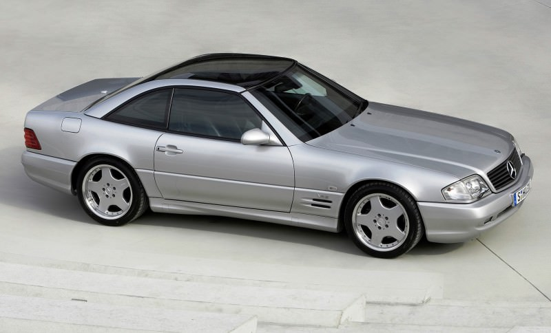 Top 10 Great Hits - Mercedes-AMG 22