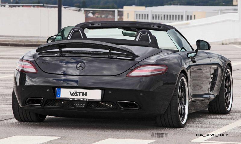VATH Blacks-Out SLS AMG Roadster 6