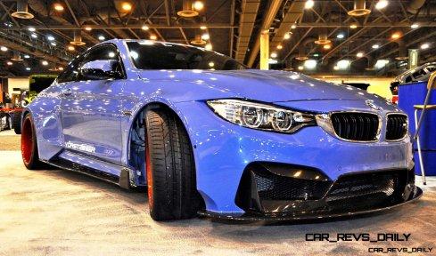 Vorsteiner 2015 BMW M4 GTRS4 by ELITE Customs TX 17