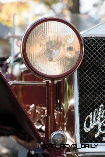 1931 Alfa Romeo 6C 1750 Gran Sport Spider by Zagato 16