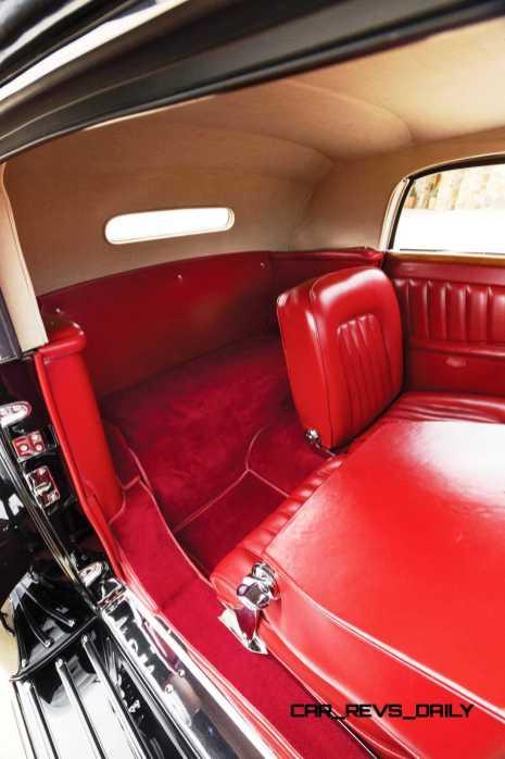 1935 Mercedes-Benz 500-540K Cabriolet A by Sindelfingen 12