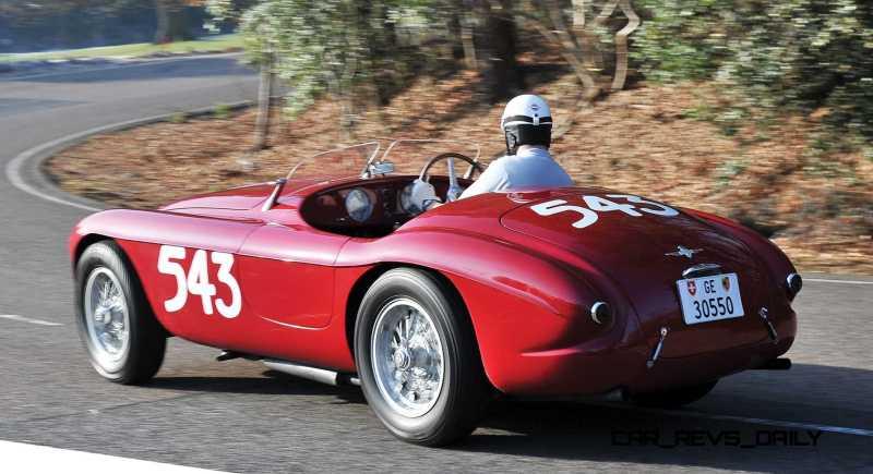 1952 Ferrari 212 Export Barchetta by Touring Superleggera 20