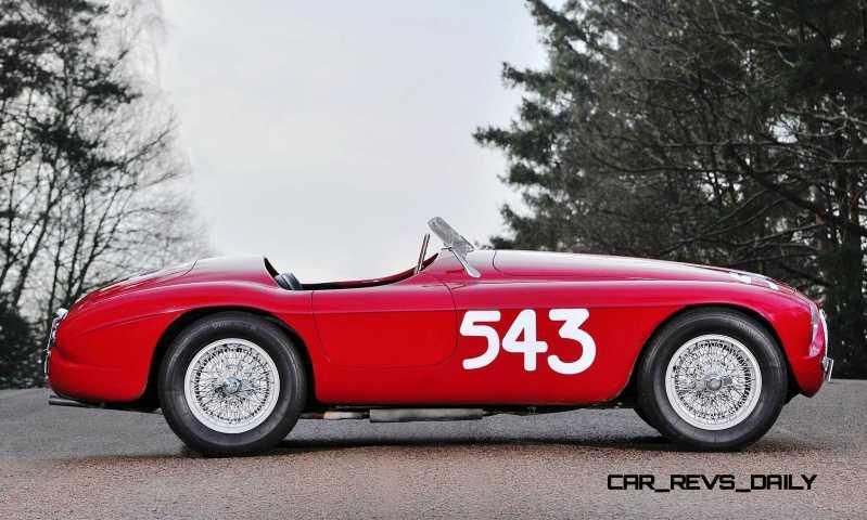 1952 Ferrari 212 Export Barchetta by Touring Superleggera 5