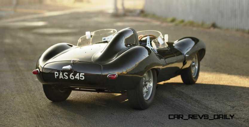 1955 Jaguar D-Type Twin-Cowl 3