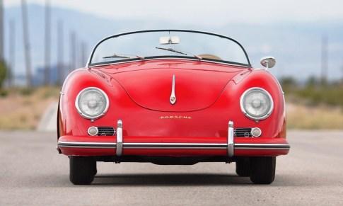 1958 Porsche 356A 1600 Speedster by Reutter 17