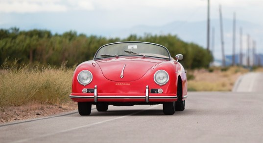 1958 Porsche 356A 1600 Speedster by Reutter 18
