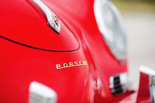 1958 Porsche 356A 1600 Speedster by Reutter 9