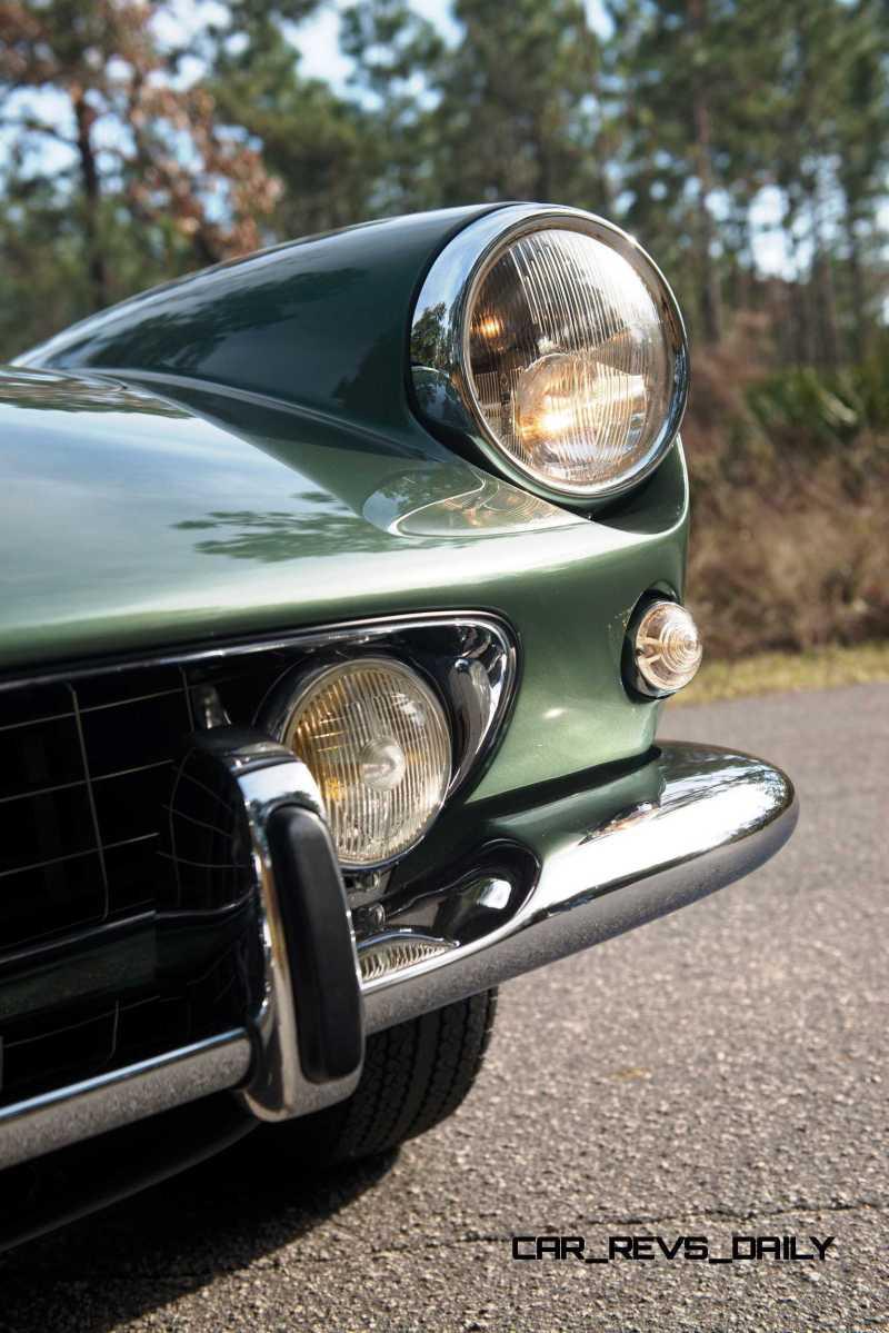 1960 Ferrari 400 Superamerica SWB Cabriolet 17