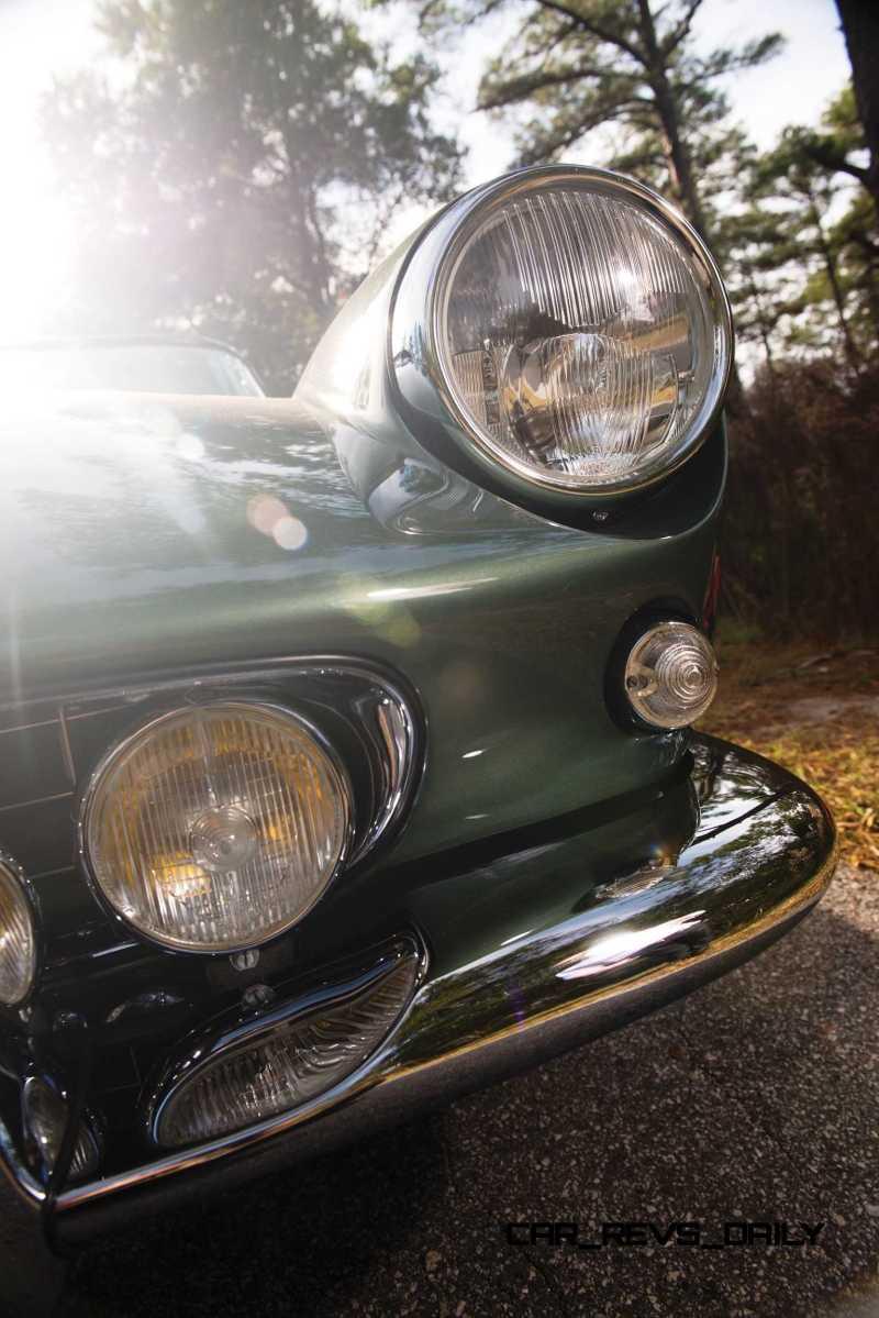 1960 Ferrari 400 Superamerica SWB Cabriolet 20