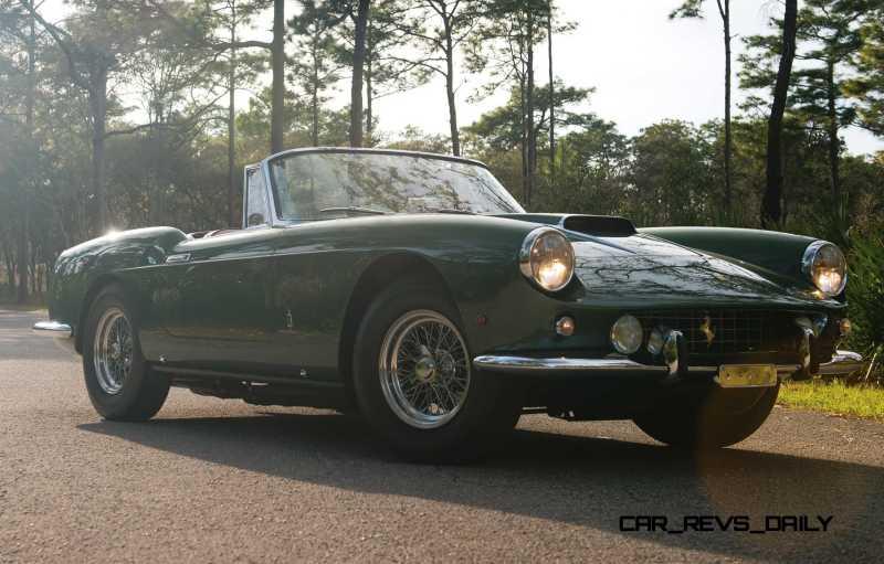1960 Ferrari 400 Superamerica SWB Cabriolet 39
