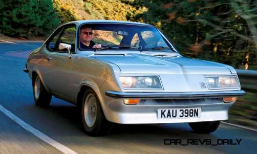 1973 Vauxhall Firenza 10