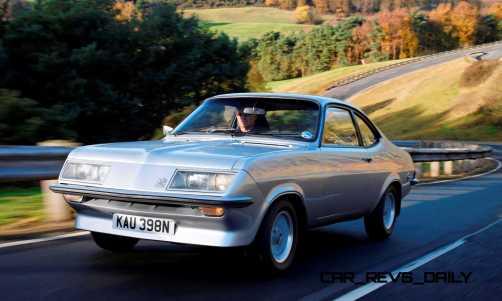 1973 Vauxhall Firenza 21