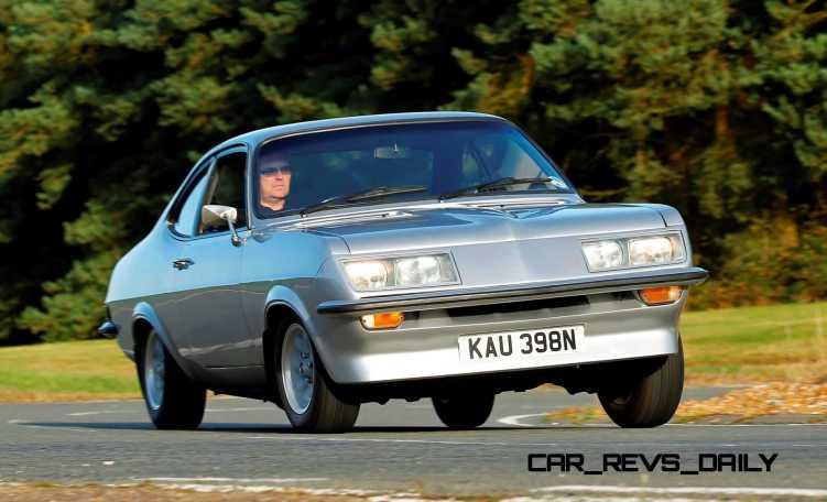 1973 Vauxhall Firenza 40
