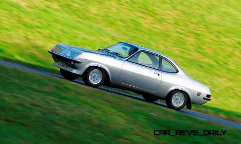 1973 Vauxhall Firenza 42