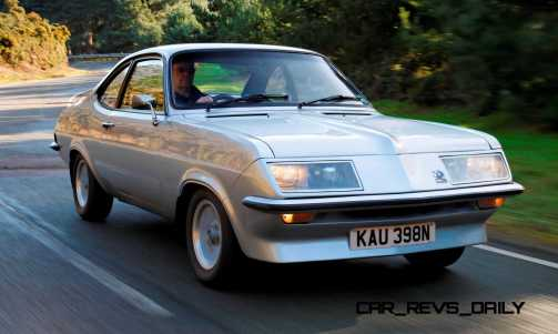 1973 Vauxhall Firenza 7