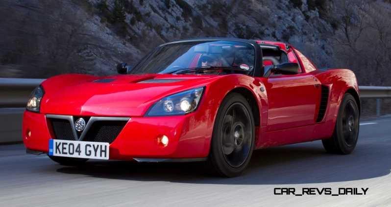 2004 Vauxhall VXR220 8