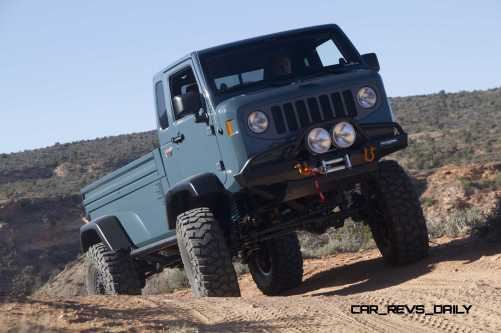 2012 Jeep Mighty FC 4