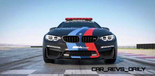 2015 BMW M4 MotoGP Safety Car - New Hydro-Cooled Boost Vaporization 2