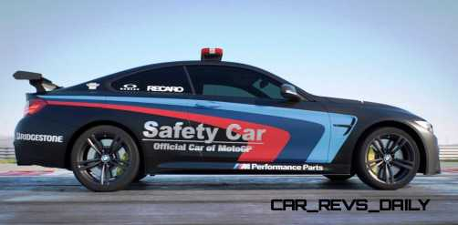 2015 BMW M4 MotoGP Safety Car - New Hydro-Cooled Boost Vaporization 25