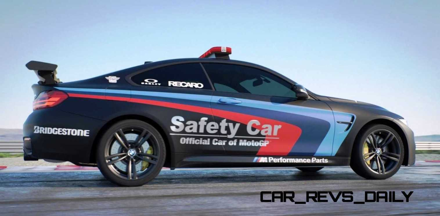 2015 BMW M4 MotoGP Safety Car - New Hydro-Cooled Boost Vaporization 28
