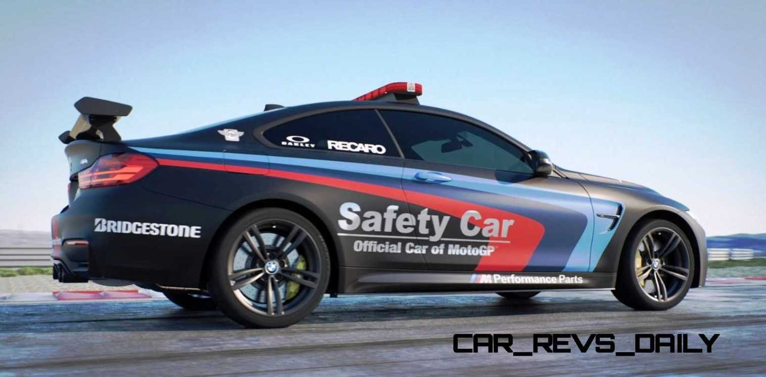 2015 BMW M4 MotoGP Safety Car - New Hydro-Cooled Boost Vaporization 30